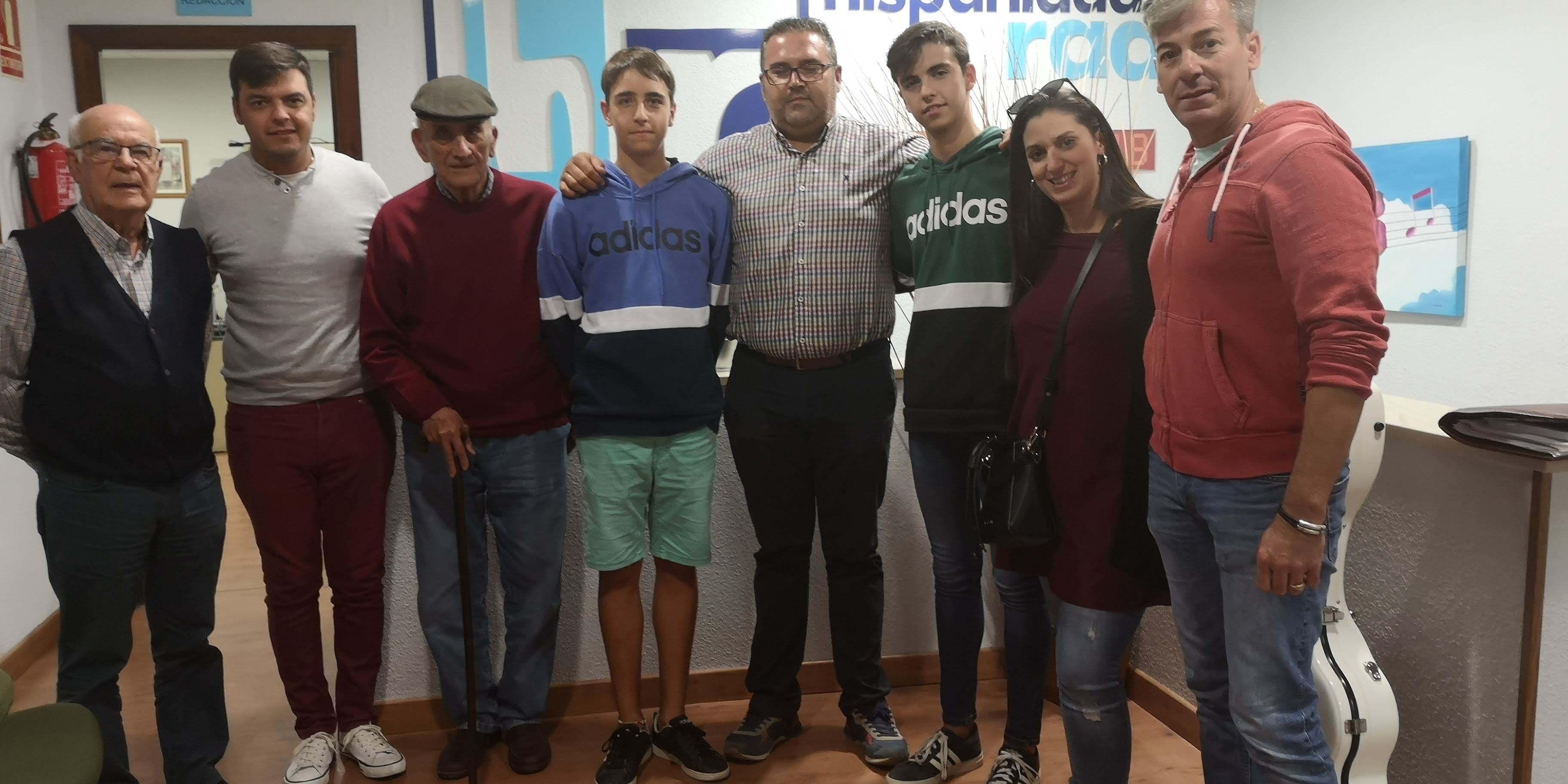 De Pueblo a Pueblo 16-10-2019 Tharsis
