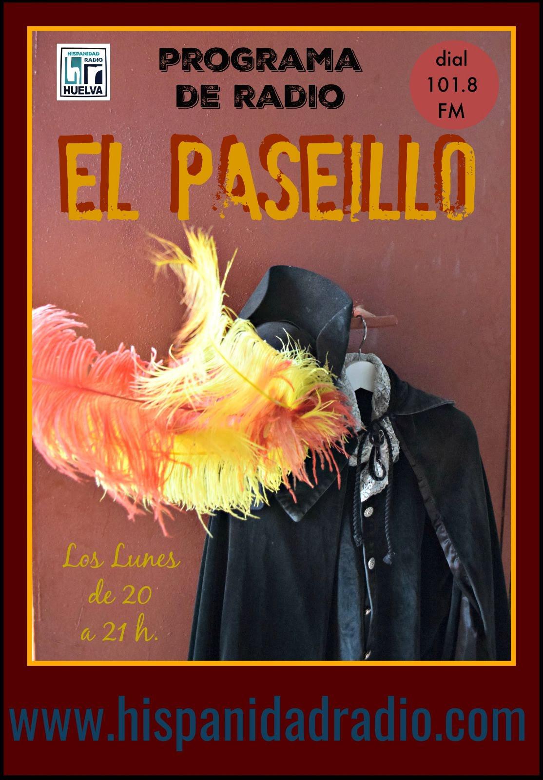 El Paseillo 28-10-2019