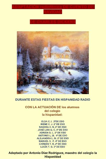 Cuento Navidad Colegio Hispanidad