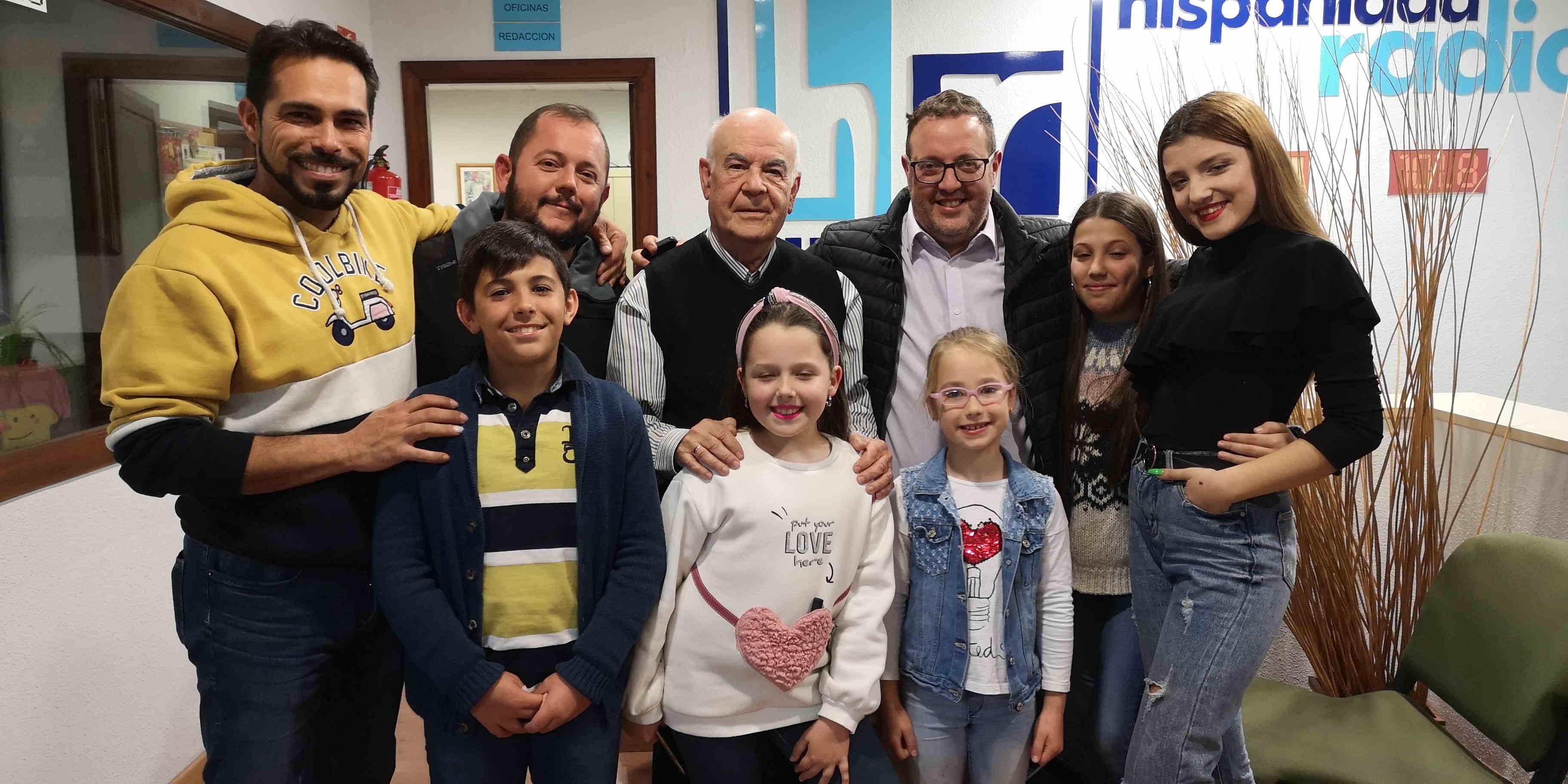 De Pueblo a Pueblo 26-02-2020 Escuela de cante Jeromo Segura