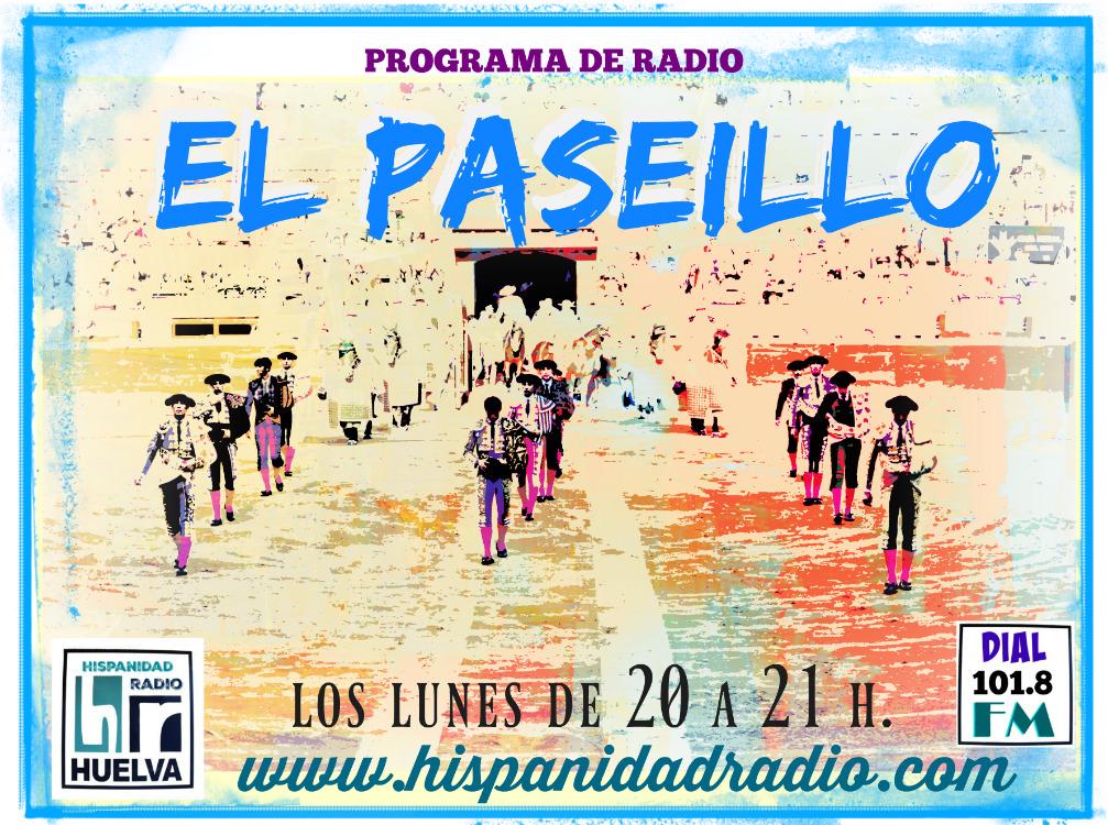 El Paseillo 08-06-2020