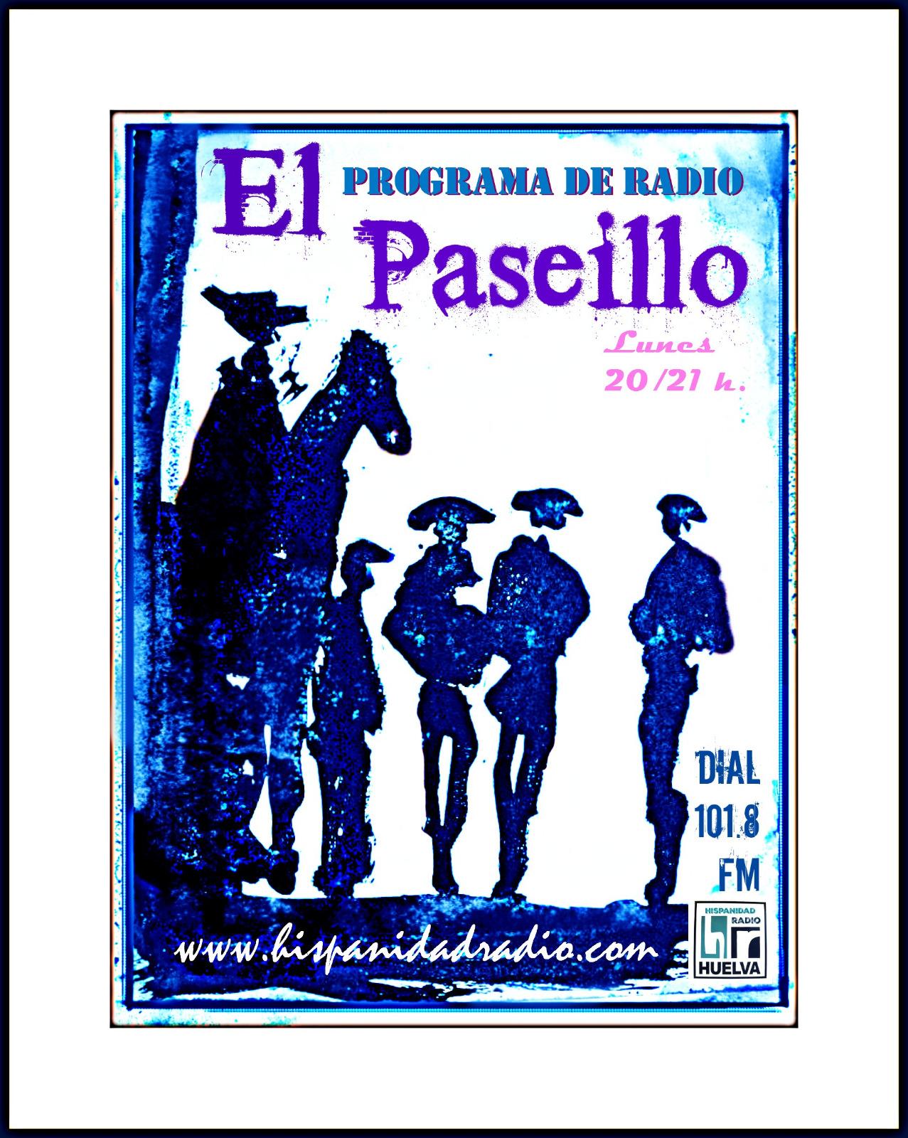 El Paseillo 29-06-2020