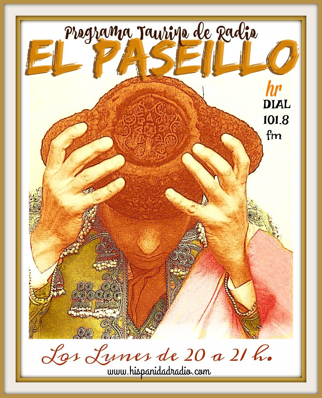 El Paseillo 27-07-2020