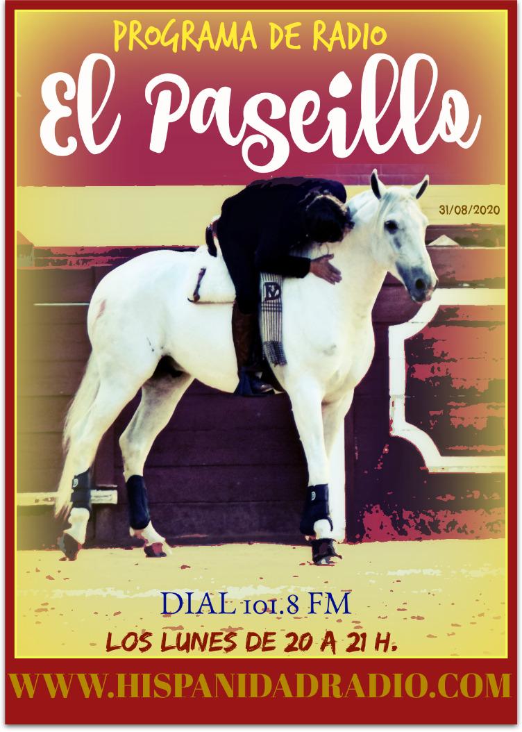 EL Paseillo 31-08-2020