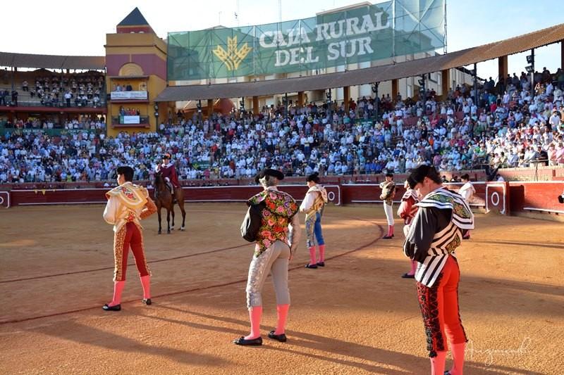 El Paseíllo 03-08-2021 Corrida de Toros en directo